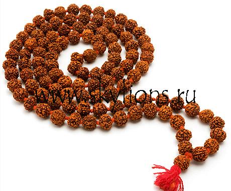 Как сделать бусину для буддийских чёток